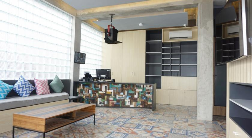 M Boutique Hostel Seminyak - Interior