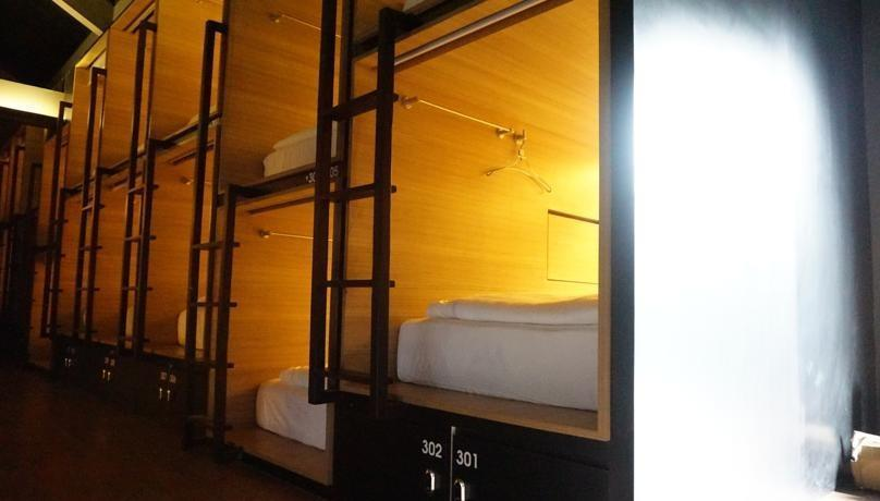 M Boutique Hostel Seminyak - Female Dormitory 6- Single Beds Room Only Regular Plan