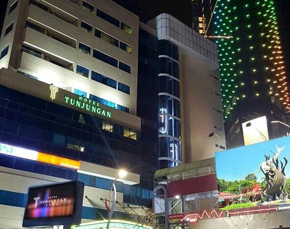 Hotel Tunjungan Surabaya - Building