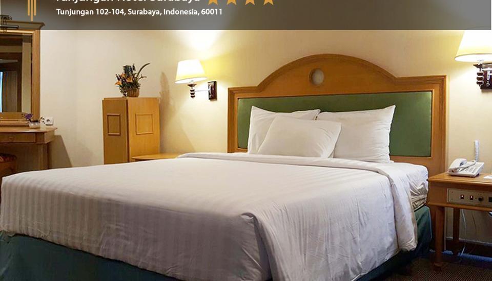 Hotel Tunjungan Surabaya - Businnes Suite Over Stay DSuite