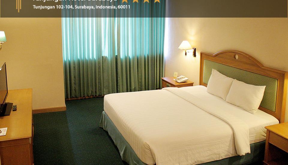 Hotel Tunjungan Surabaya - Deluxe Double