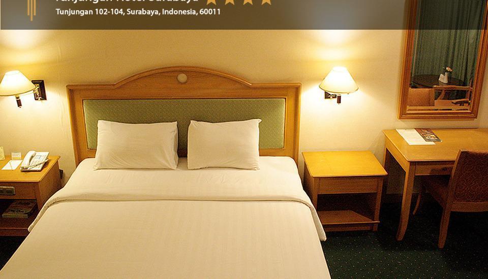 Hotel Tunjungan Surabaya - Deluxe Double Promo