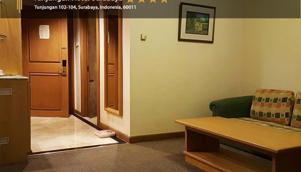 Hotel Tunjungan Surabaya - Deluxe Executive