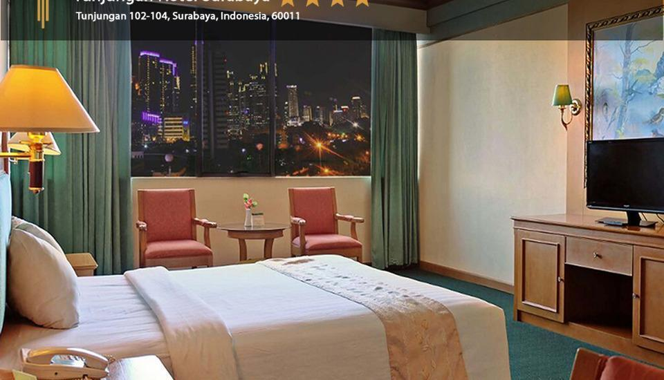 Hotel Tunjungan Surabaya - Superior King Over Stay