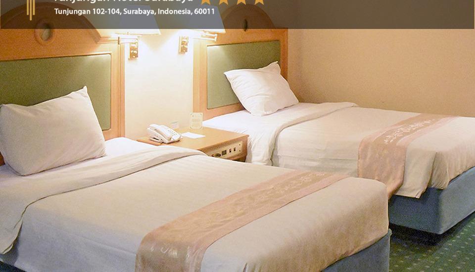 Hotel Tunjungan Surabaya - Superior Twin