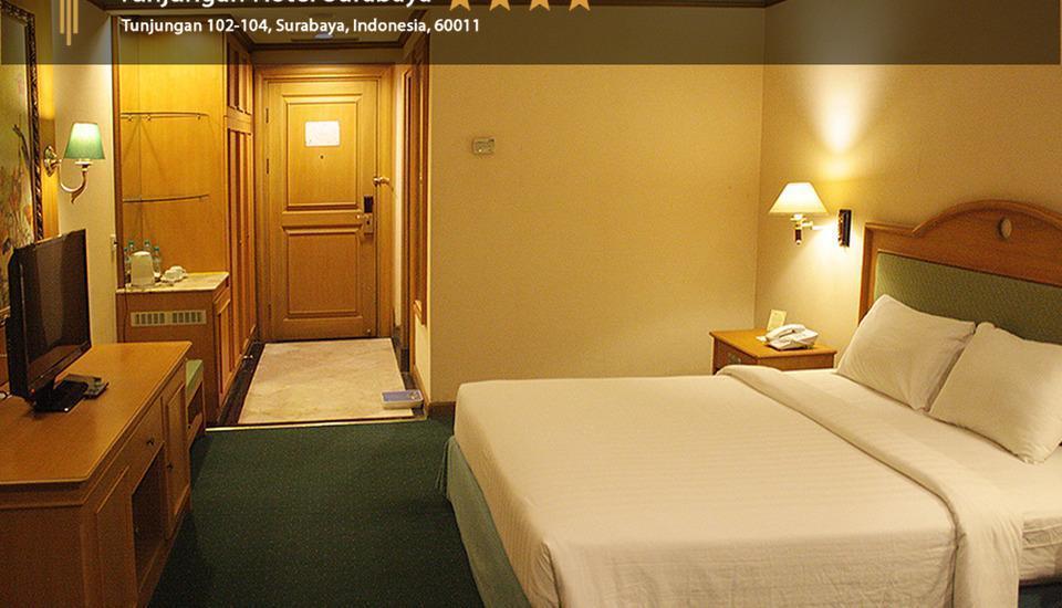 Hotel Tunjungan Surabaya - Superior King Room Only  Over Stay