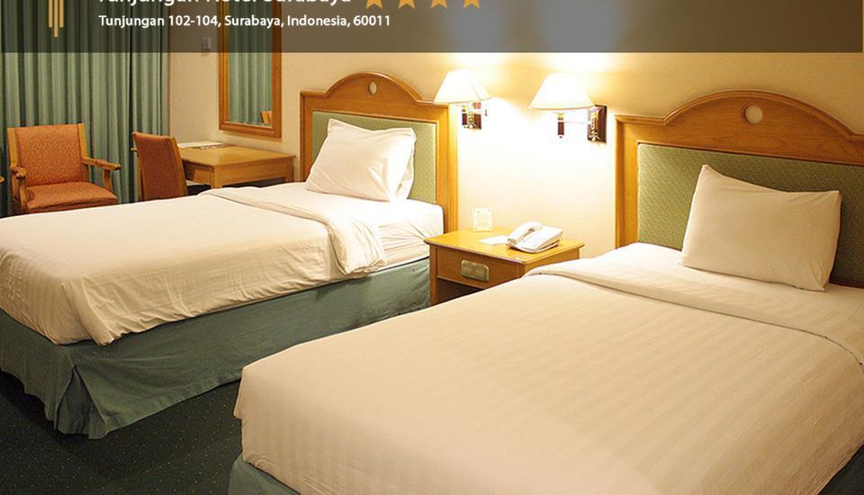 Hotel Tunjungan Surabaya - Superior Twin Room Only P Pegipegi Rayakan Kemerdekaan