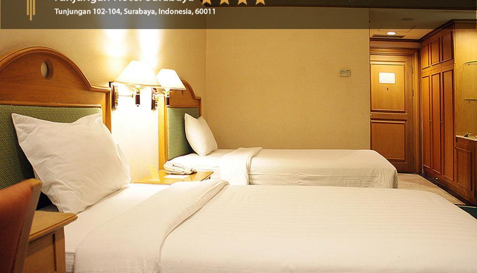 Hotel Tunjungan Surabaya - Superior Twin Room Only  Over Stay