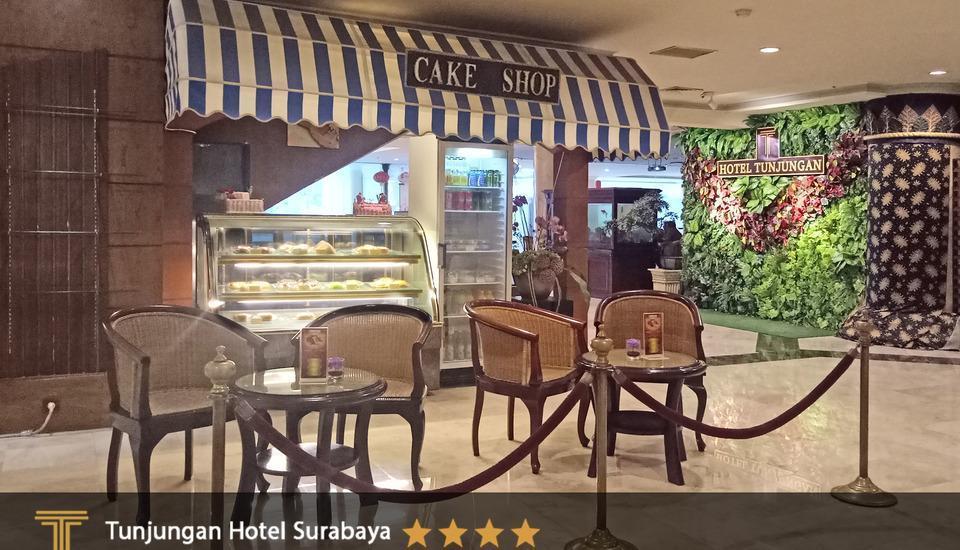Hotel Tunjungan Surabaya - Cake Shop