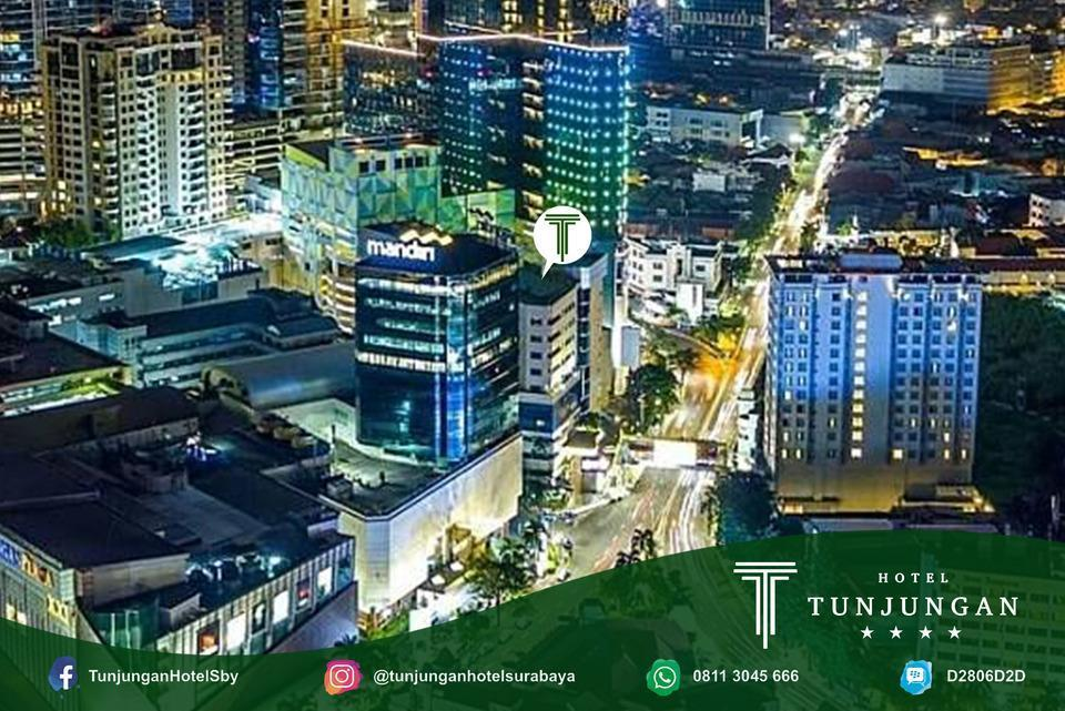 Hotel Tunjungan Surabaya - View