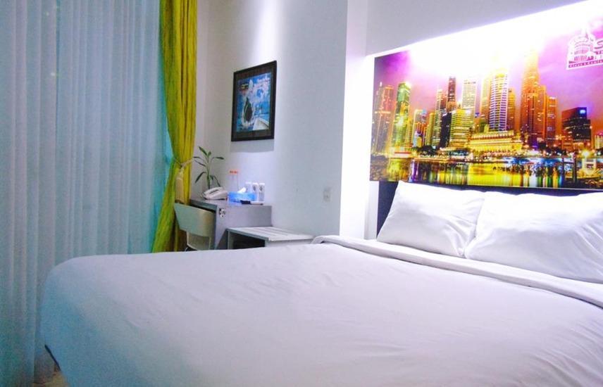 Smart Hotel Jakarta - Kamar