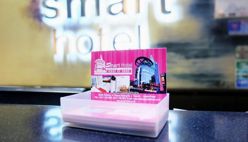 Smart Hotel Jakarta - room