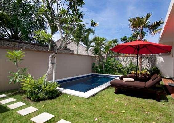 Bali Yubi Villa Bali - Kolam Renang Pribadi