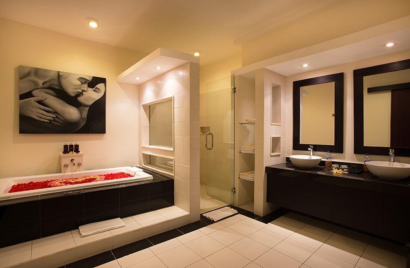 Bali Yubi Villa Bali - Kamar mandi