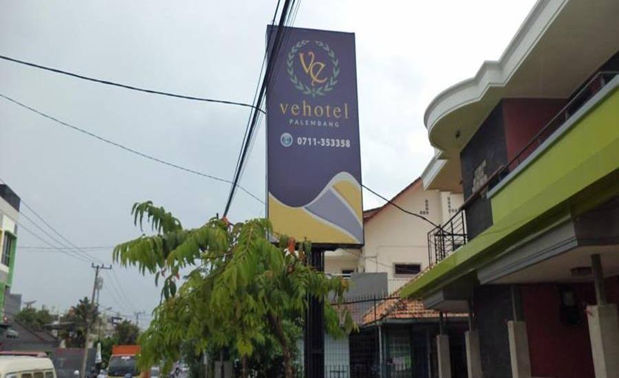Ve Hotel Palembang Palembang - Eksterior