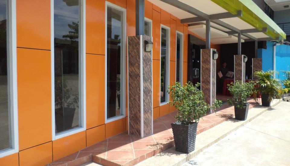 Ve Hotel Palembang Palembang - Penampilan