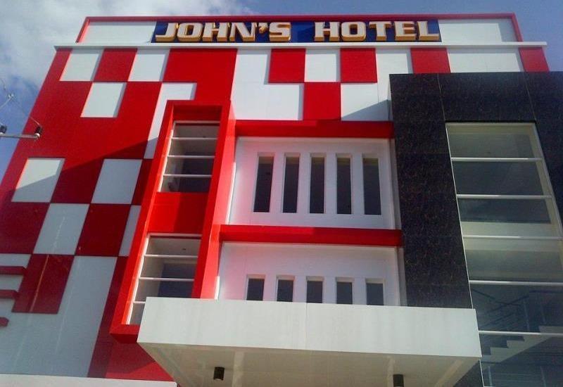 John Hotel Kupang - Pemandangan