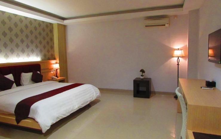 John Hotel Kupang - Kamar Double