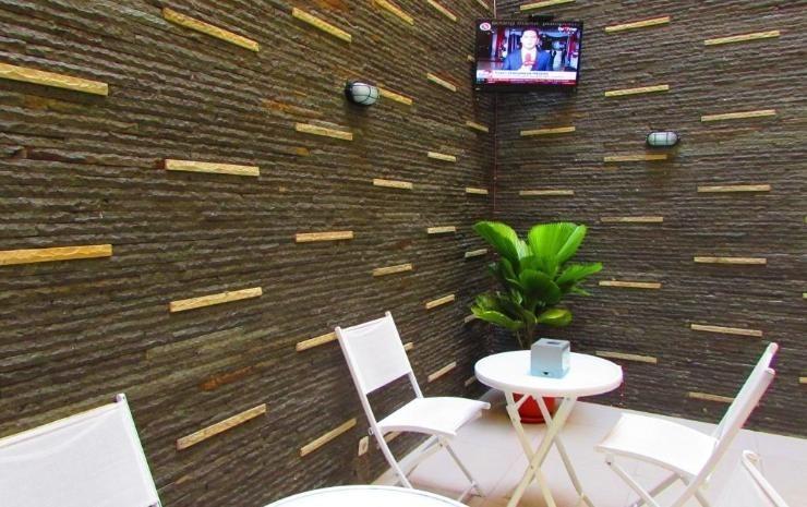 John Hotel Kupang - Lounge