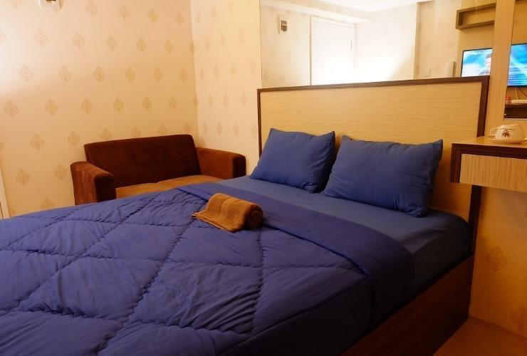 Bassura City By Indoroom Jakarta - 2 Bedroom Super Family Regular Plan