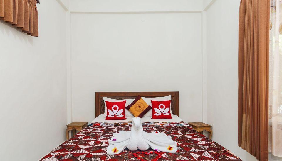 ZenRooms Ubud Teges Kawan - kamar tidur