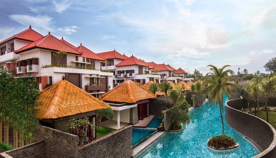 Inaya Putri Bali - Tampilan Luar Hotel
