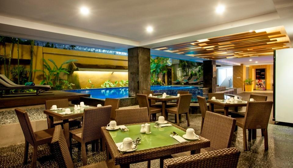 Arnava Ninety 8 Hotel  Bali - Lounge