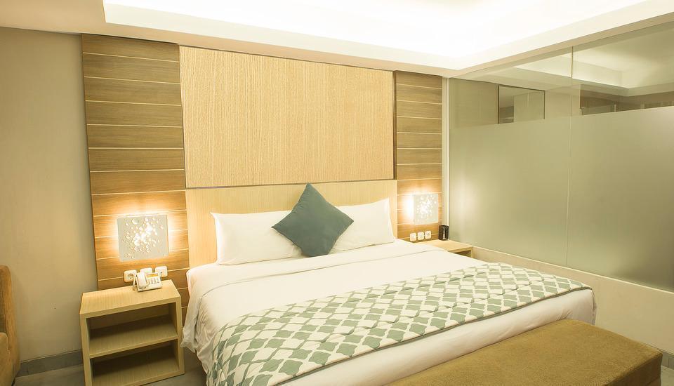 Arnava Ninety 8 Hotel  Bali - Kamar Junior Suite