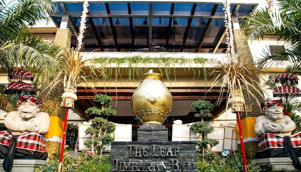 The Leaf Jimbaran - Front Lobby