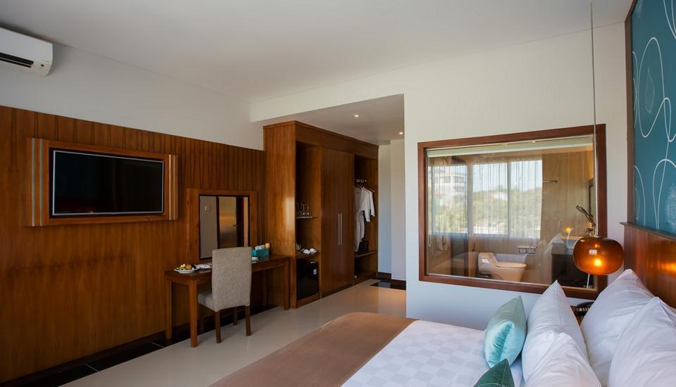 The Leaf Jimbaran - Deluxe Room 72 HOURS SALES