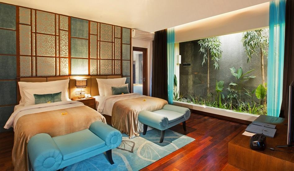 The Leaf Jimbaran - Standalone Two Bedroom Pool Villa  72 Hours Sale 52%