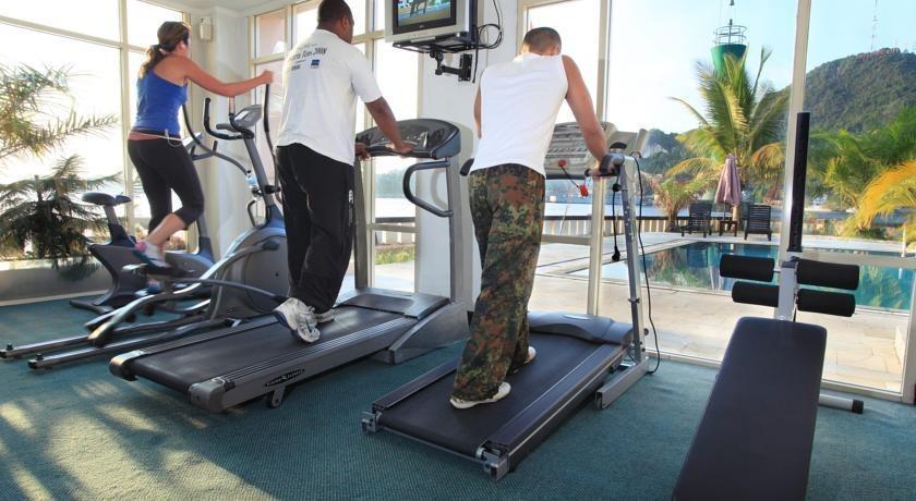 Swiss-Belhotel Papua Jayapura - Gym