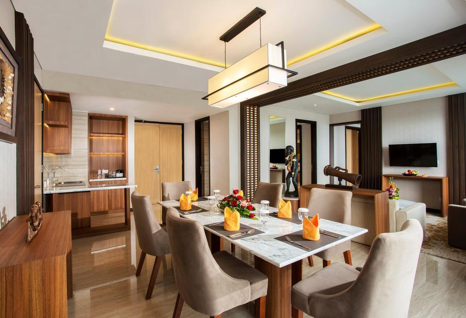 Swiss-Belhotel Papua Jayapura - President Suite b