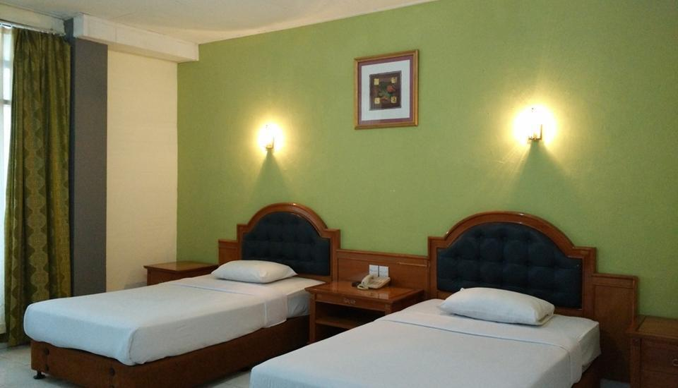 Benteng Hotel Padang - Kamar Deluxe