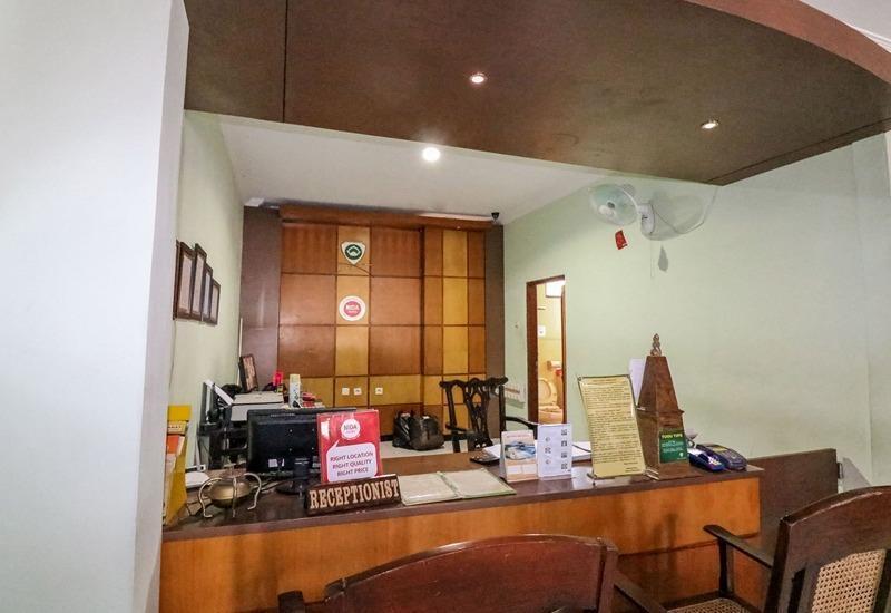 NIDA Rooms South Alun-Alun Kraton Jogja - Resepsionis