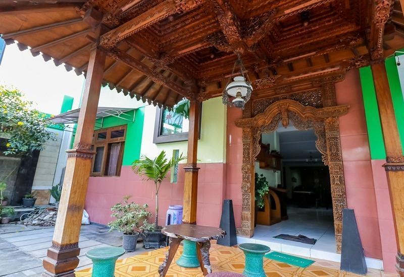 NIDA Rooms South Alun-Alun Kraton Jogja - Eksterior