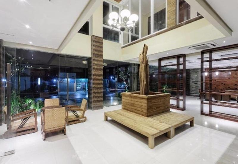 Adilla Syariah Yogyakarta Yogyakarta - Lobi