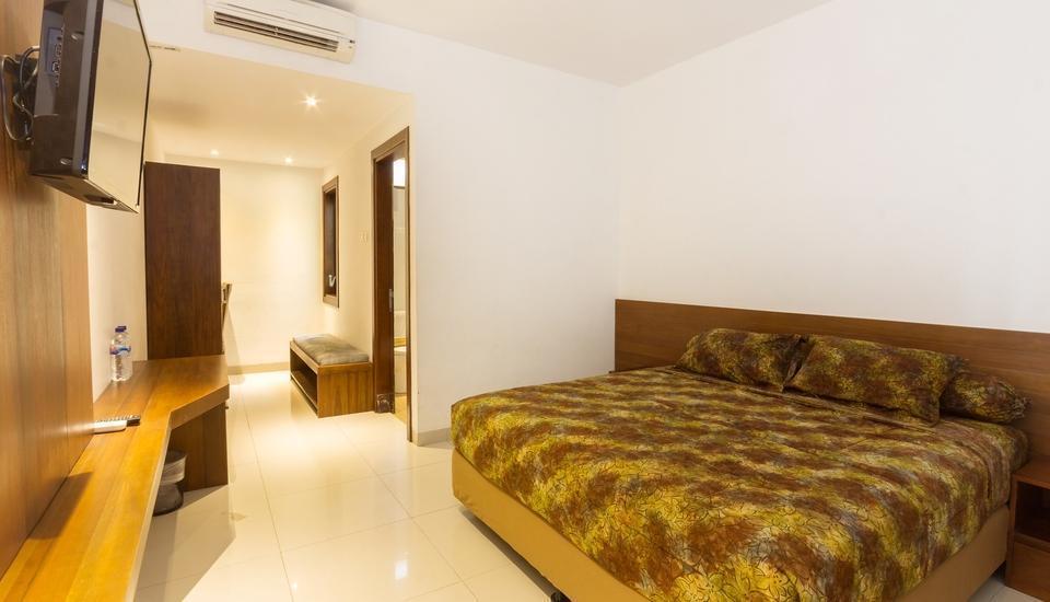 Hotel Adilla Syariah Ambarukmo Yogyakarta - superior batik1