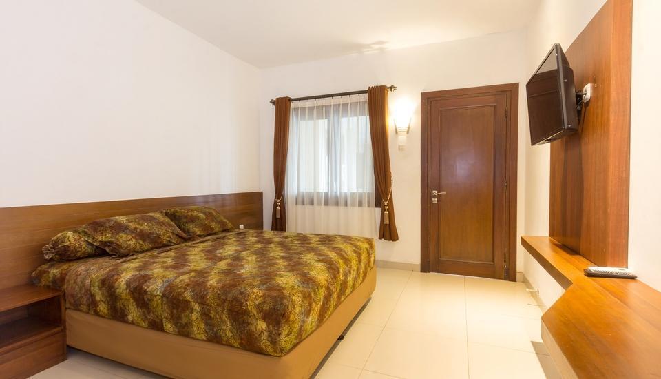 Hotel Adilla Syariah Ambarukmo Yogyakarta - superior batik3