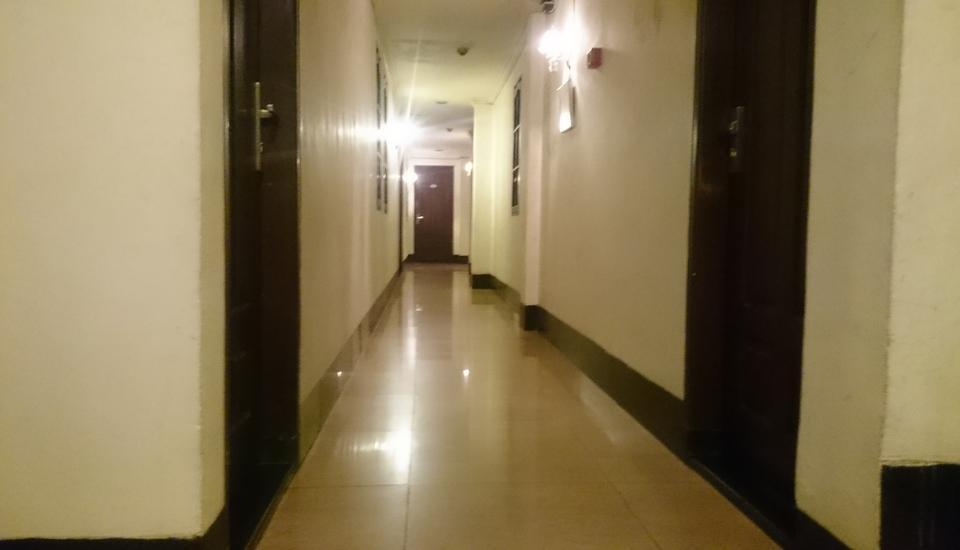 Hotel Citi International Medan - Koridor
