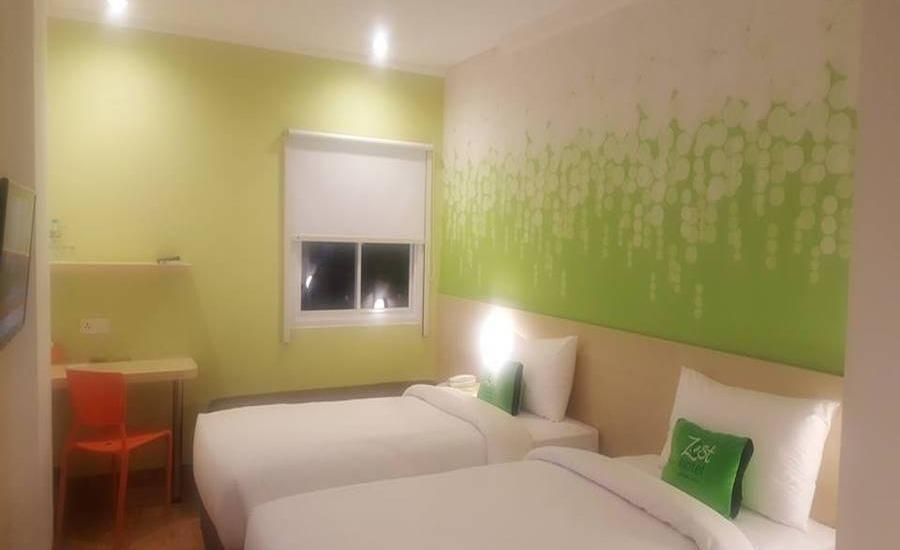Zest Hotel Legian - Zest Twin or King Room - Room Only Pay now and Save 15%