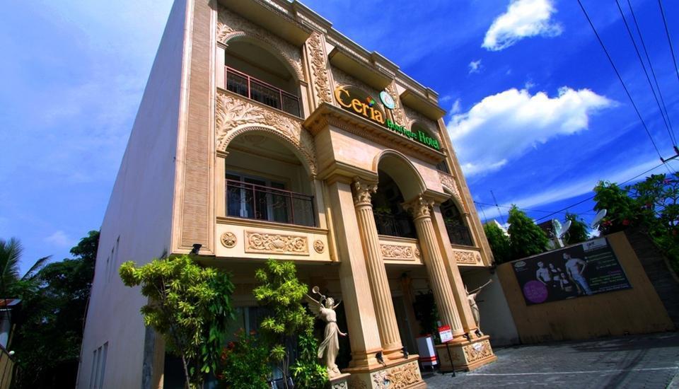 Ceria Boutique Hotel Yogyakarta - Bangunan Hotel
