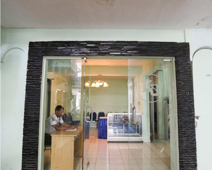 Hotel KU Yogyakarta - Pintu Depan