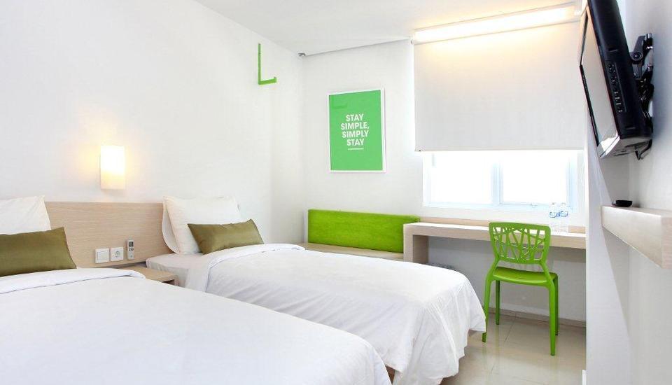 Zuri Express Palembang - Room