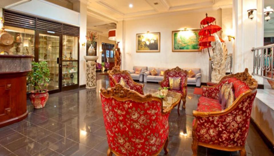 Bintang Senggigi Hotel Lombok - Lobi