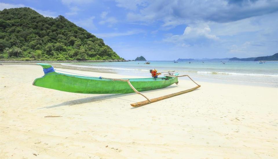 Bintang Senggigi Hotel Lombok - Pemandangan