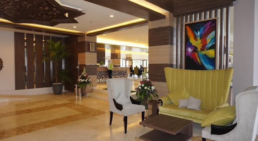 Hotel Syariah Solo - Ruang Tamu