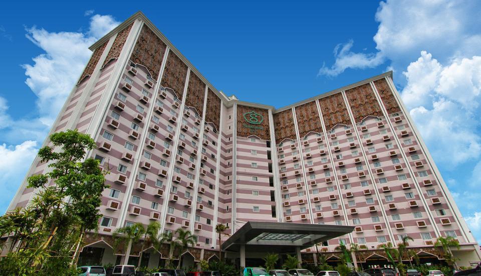 Hotel Syariah Solo - Exterior