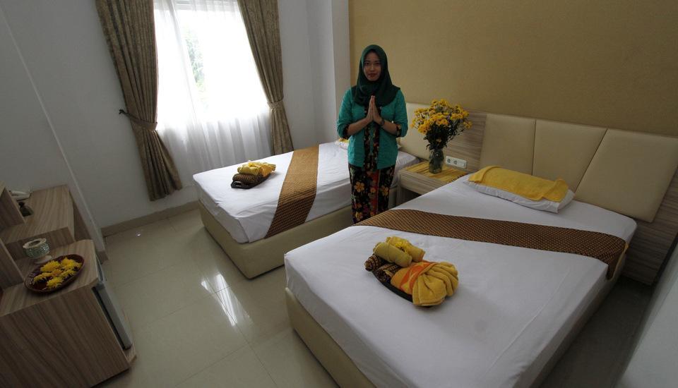 Hotel Syariah Solo - spa