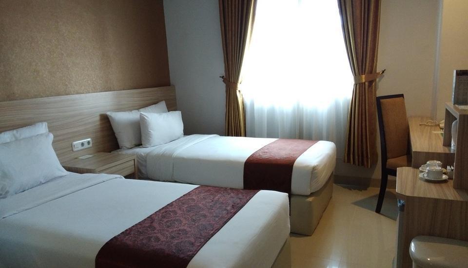 Hotel Syariah Solo - Twin Room